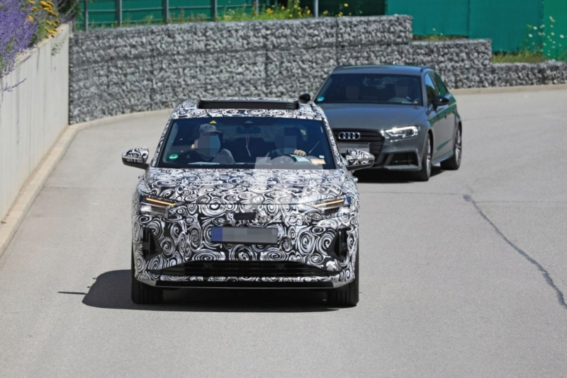 2020 - [Audi] Q4 E-Tron Audi-q60