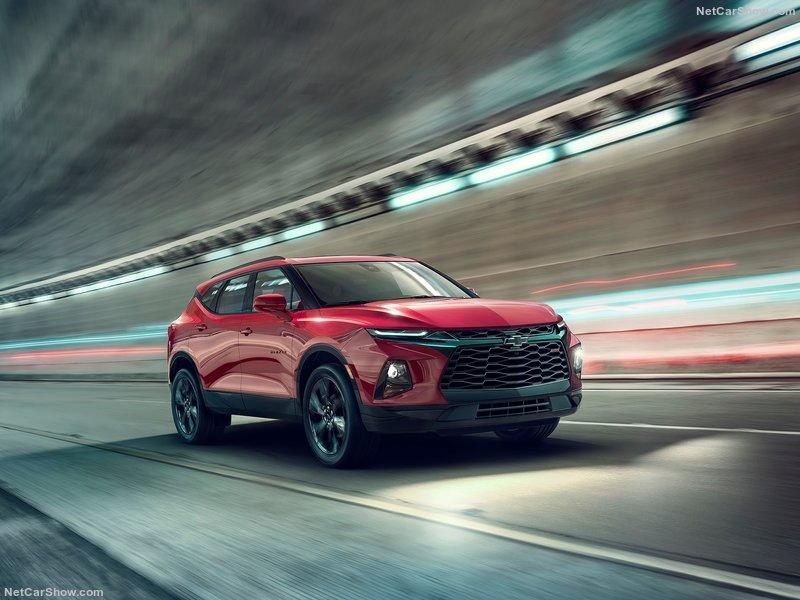 2018 - [Chevrolet] Blazer B00e7d10