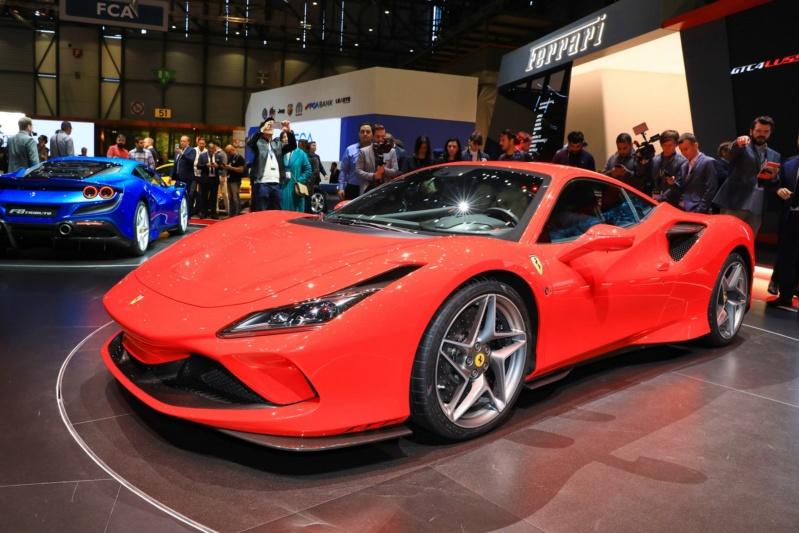 2019 - [Ferrari] F8 Tributo B01d2210