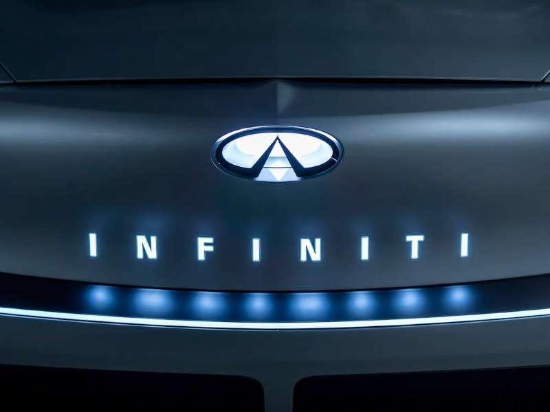 2019 - [Infiniti] QX Inspiration Concept B091e410