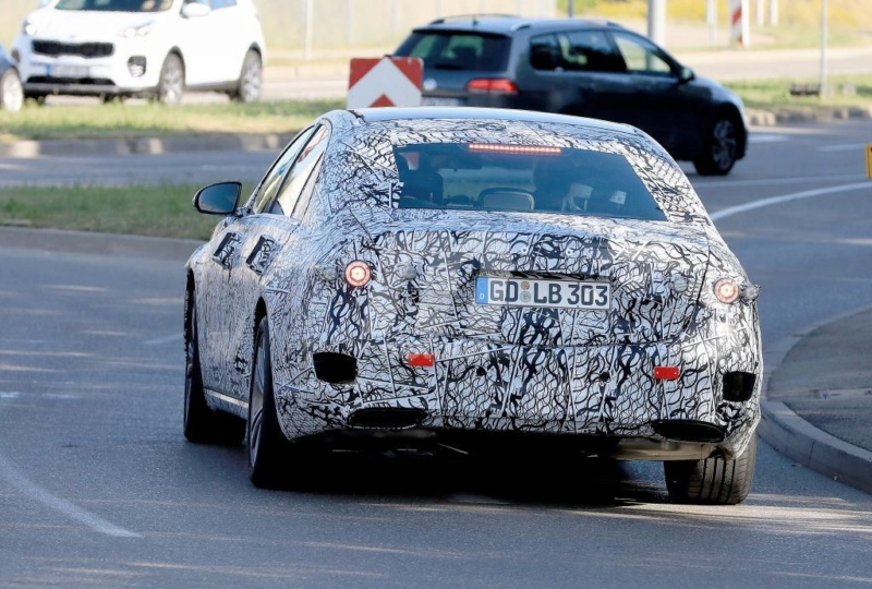 2020 - [Mercedes-Benz] Classe S - Page 2 B0c9c410