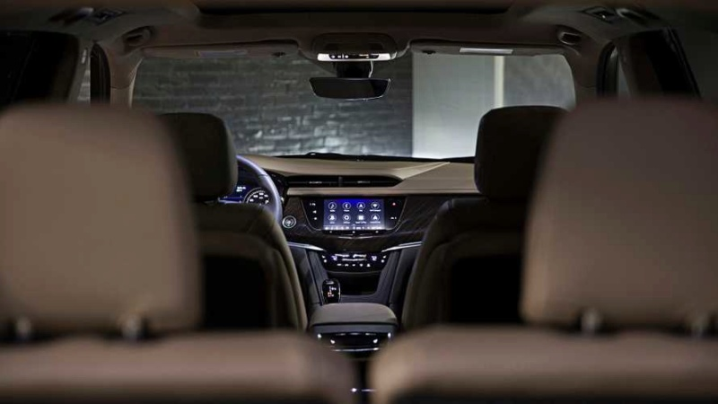 2019 - [Cadillac] XT6 B0ceee10