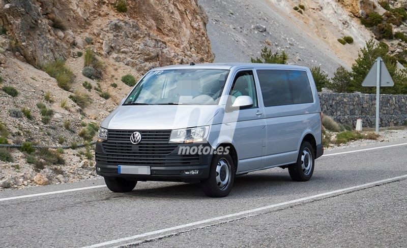 2020 - [Volkswagen] Transporter T6 restylé B0dc2a10