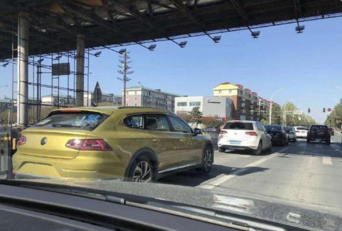 2019 - [Volkswagen] Arteon Shooting Brake - Page 3 B0eb6010