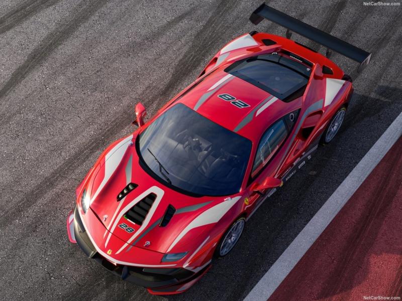 2018 - [Ferrari] 488 Pista - Page 8 B124