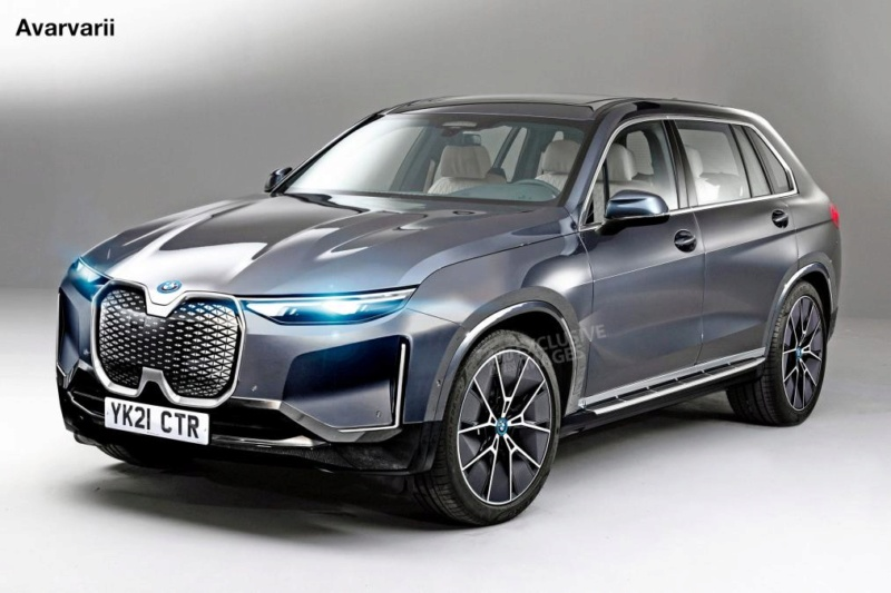 2021 - [BMW] iNext SUV - Page 2 B13
