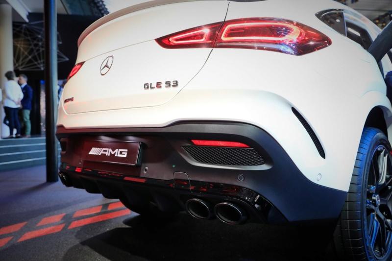 2018 - [Mercedes] GLE II ( ML IV ) - Page 10 B1312