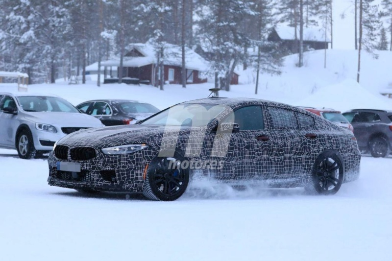 2019 - [BMW] Série 8 Gran Coupé [G16] - Page 2 B1476e10