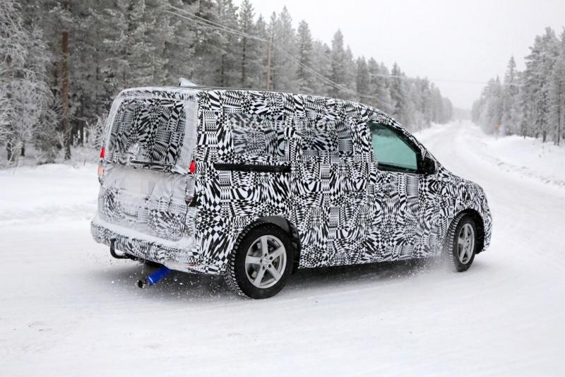 2020 - [Volkswagen] Caddy V B17c1710
