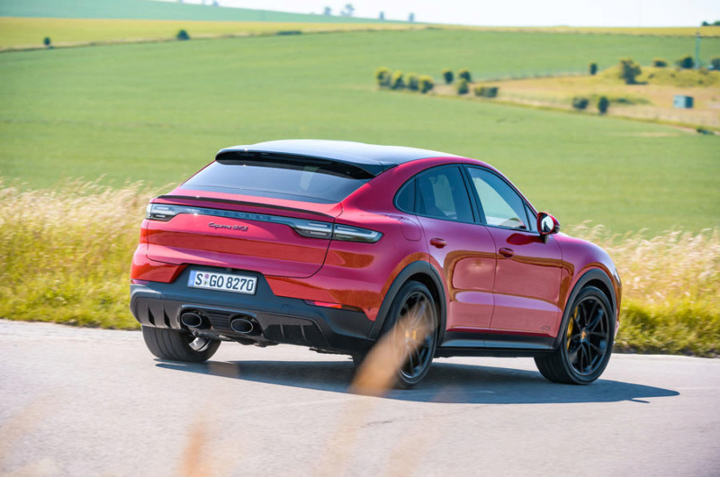 2019 [Porsche] Cayenne coupé - Page 7 B1b6dc11