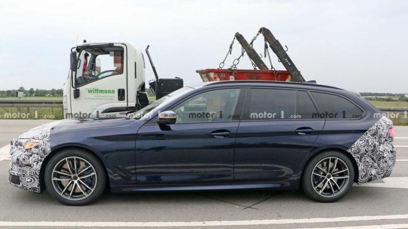 2020 - [BMW] Série 5 restylée [G30] - Page 2 B21f9710