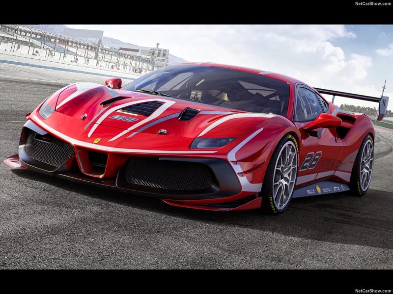 2018 - [Ferrari] 488 Pista - Page 8 B222