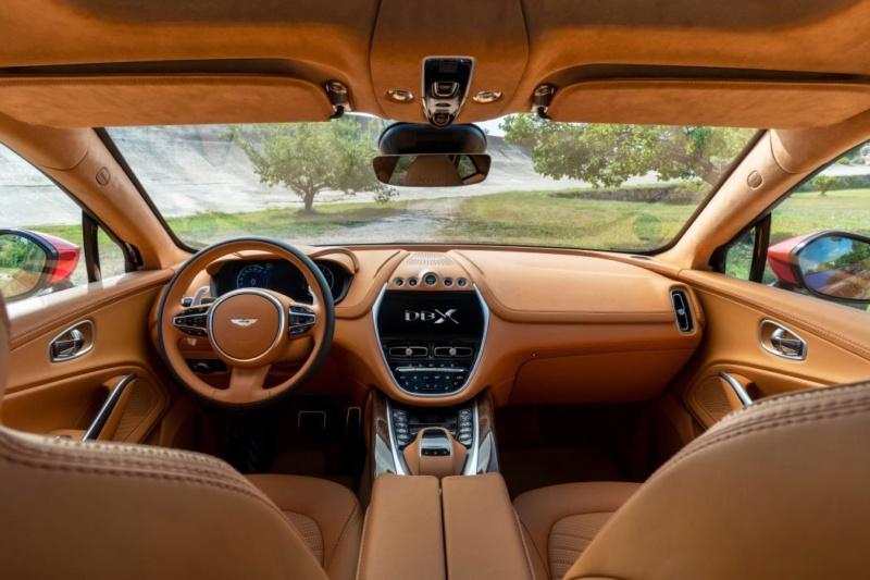 2019 - [Aston Martin] DBX - Page 5 B2263110