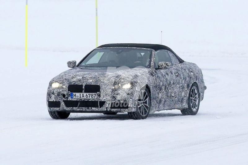 2020 - [BMW] Série 4 Coupé/Cabriolet G23-G22 - Page 2 B2472410