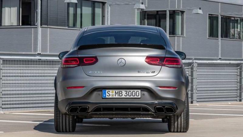 2018 - [Mercedes-Benz] GLC/GLC Coupé restylés - Page 4 B247d010