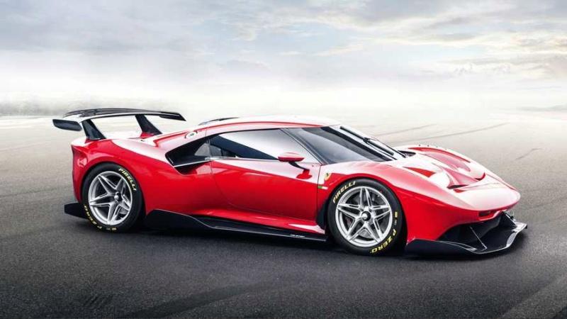 [Ferrari] Modèles uniques / One Off - MàJ : F12 TRS - Page 7 B2721310