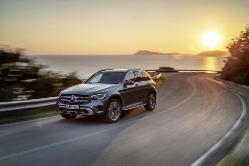 2018 - [Mercedes-Benz] GLC/GLC Coupé restylés - Page 3 B27eec10