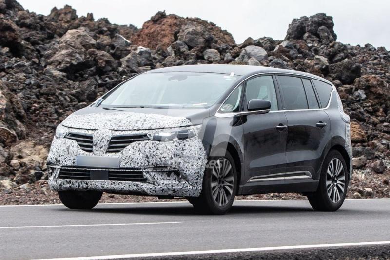 2019 - [Renault] Espace V Restylé - Page 2 B2a8a010