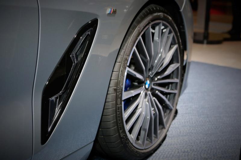 2019 - [BMW] Série 8 Gran Coupé [G16] - Page 6 B3349f10