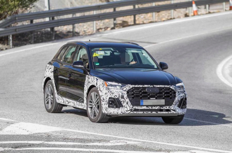 2020 - [Audi] Q5 II restylé B37c0010