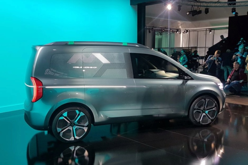 2019 - [Renault] Kangoo Z.E Concept B410