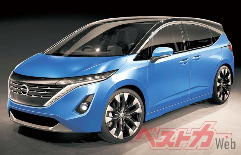 2021 - [Nissan] Note III B4114110
