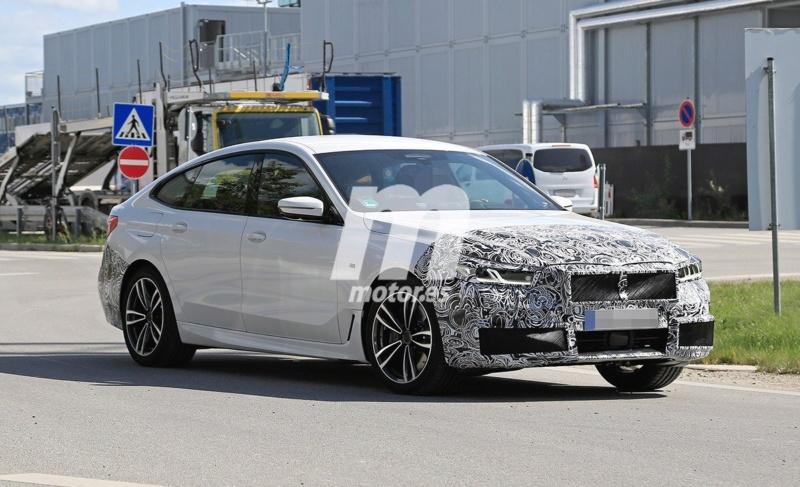 2017 - [BMW] Série 6 GT (G32) - Page 7 B420