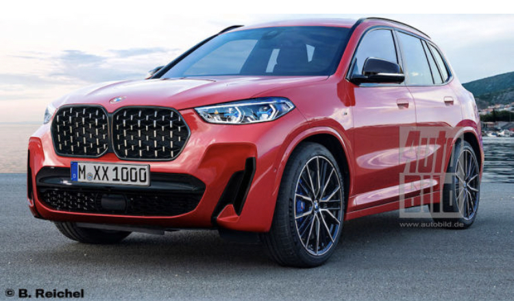 2021 - [BMW] X1 III B4224810