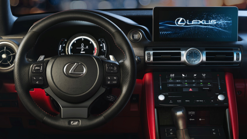 Lexus IS (2020) 60