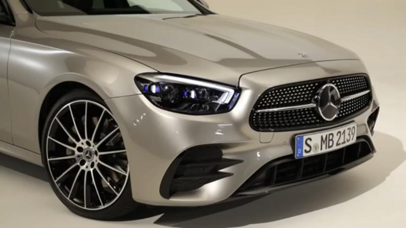 2020 - [Mercedes-Benz] Classe E restylée  - Page 6 B43b0310