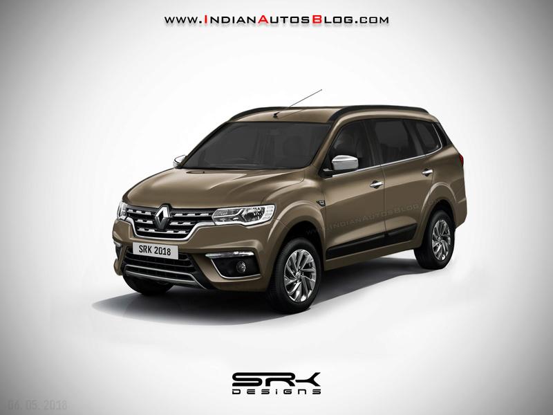 2019 - [Renault] MPV Triber [Inde] B4418b10
