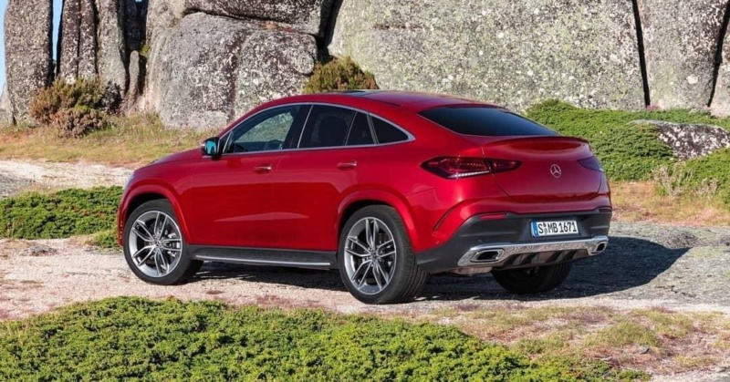 2019 - [Mercedes-Benz] GLE Coupé  - Page 2 B4441e10