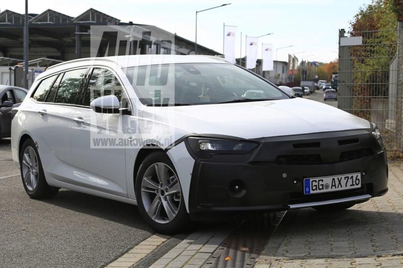 2020 - [Opel] Insignia Grand Sport Restylée  B444a410