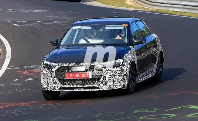 2018 - [Audi] A1 Sportback II - Page 17 B4512a10