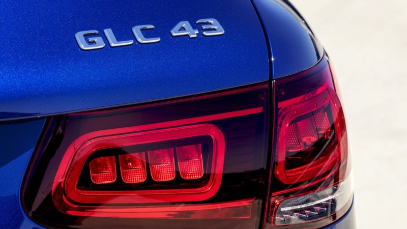 2018 - [Mercedes-Benz] GLC/GLC Coupé restylés - Page 4 B4611510