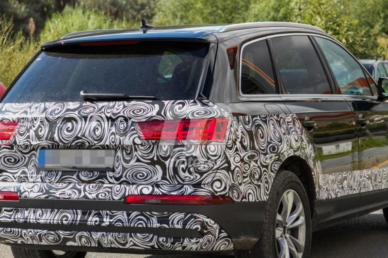 2020 - [Audi] Q7 restylé  B4624f10