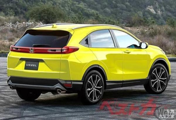 2021 - [Honda] HR-V/Vezel B46ac410