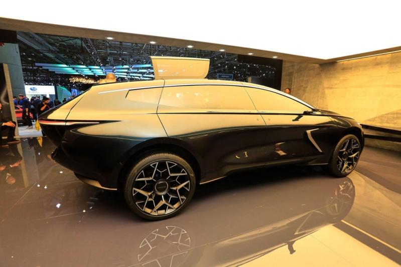 2018 - [Aston Martin] Lagonda Vision Concept  - Page 2 B47dce10