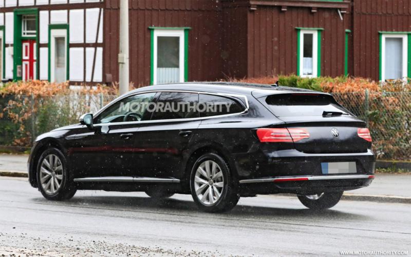 2019 - [Volkswagen] Arteon Shooting Brake - Page 3 B4a6fd10