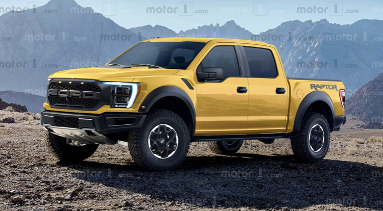 2020 - [Ford] F-Series B4e53110