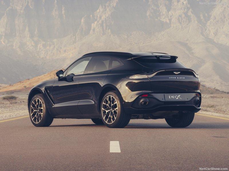 2019 - [Aston Martin] DBX - Page 9 B4f67010