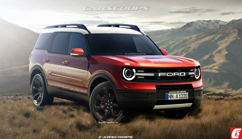 2020 - [Ford] Bronco Sport - Page 2 B50d5f10