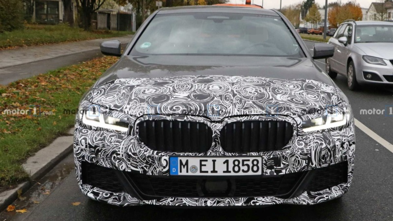 2020 - [BMW] Série 5 restylée [G30] - Page 3 B519aa10