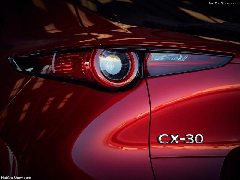 2019 - [Mazda] CX-30 B519ab10