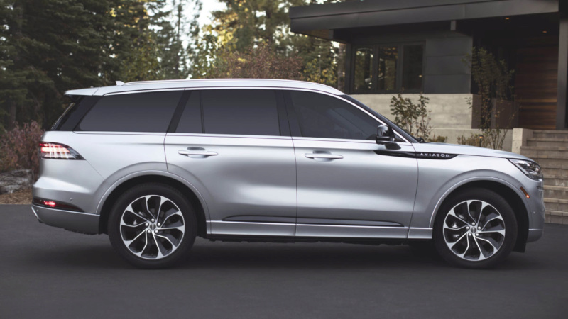 2019 - [Lincoln] Aviator B520a410