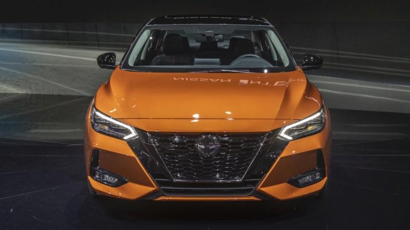 2020 - [Nissan] Sentra / Sylphy B585f110