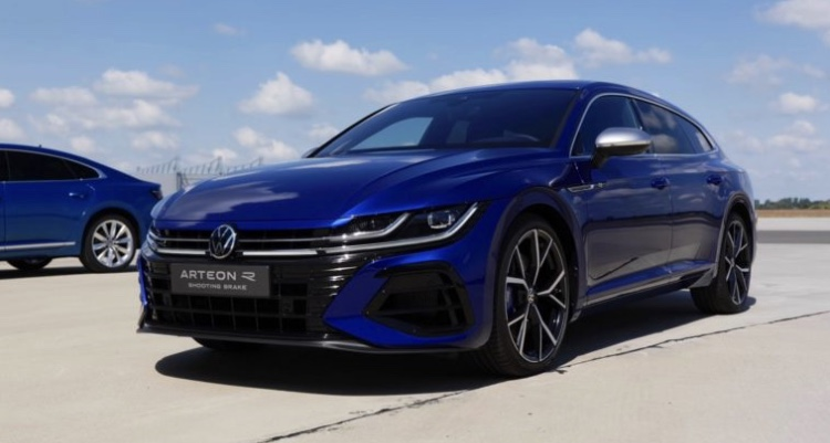 2019 - [Volkswagen] Arteon Shooting Brake - Page 4 B58d2710