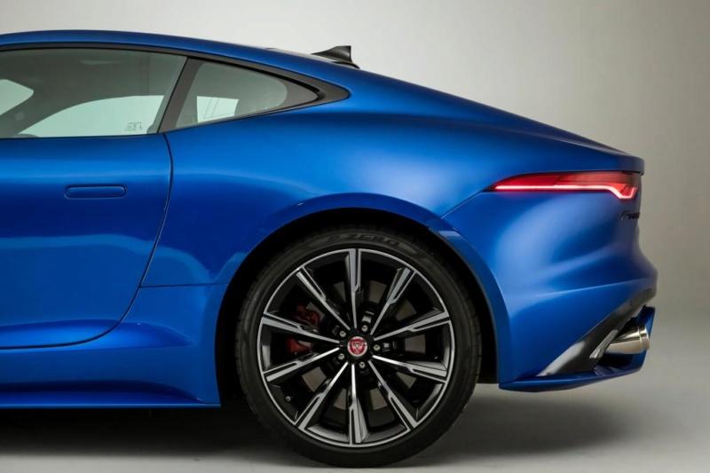 2021 - [Jaguar] F-Type restylée - Page 3 B61dbd10