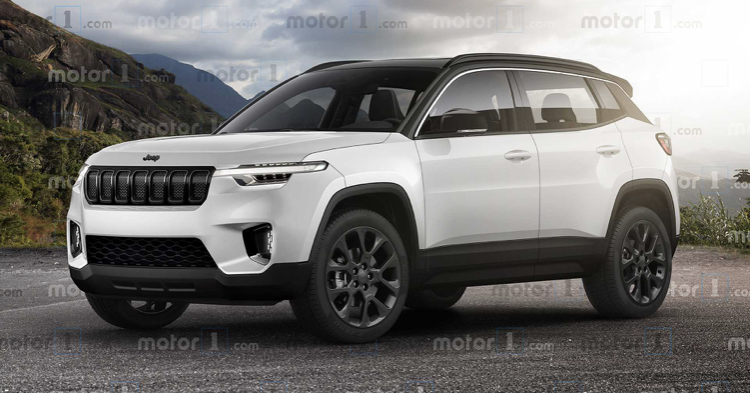 2022 - [Jeep] A/B SUV B6699710
