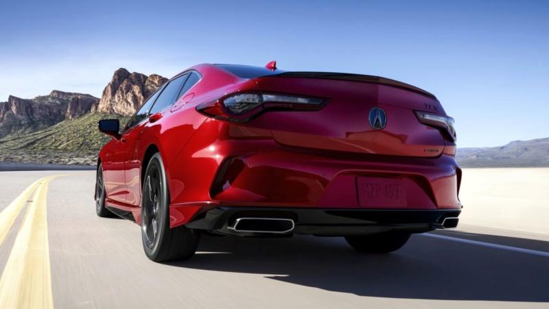 2020 - [Acura] TLX B66e0110